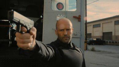 Infiltrado, estrelado por Jason Statham, é o líder da bilheteria nos EUA no fim de semana.