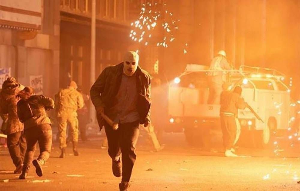 O estreante Uma Noite de Crime ficou em terceiro lugar no Top 5 das bilheterias nos EUA.